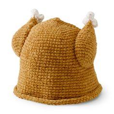 Roast chicken hat