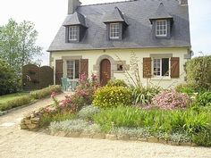 French cottage...dreamy