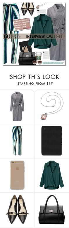 """60-Second Style: Job Interview (lovenewchic)"" by anitadz ❤ liked on Polyvore featuring Chloé, Speck, Agent 18, 3.1 Phillip Lim, Yves Saint Laurent, jobinterview and 60secondstyle"