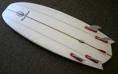Coop Deville Surfboards: A Custom Order Surfboard Experiment