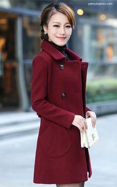 Bouclé Overcoat