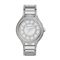 Michael Kors MK3311 Ladies Kerry Silver Watch -- You can get additional details at the image link.(It is Amazon affiliate link) #california