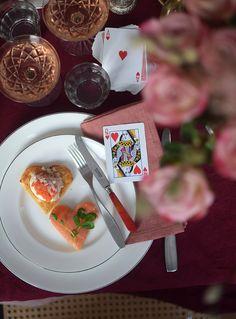 Table Settings, Creative, Food, Essen, Place Settings, Meals, Yemek, Eten, Tablescapes