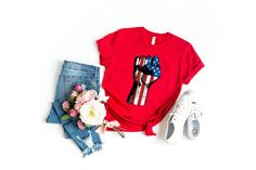 4th Of July Shirt, Fourth Of July, Spirit Nation, 4th Of July, United USA, Fourth Of July Shirt, July 4th, American Shirt, Memorial Day  #4thofjuly #godblessamerica #memorialday #loveusa #4thofjulyshirts #americashirts #independenceday #etsyfinds #jacknroy Fourth Of July Shirts, 4th Of July, College Must Haves, Text Design, Family Shirts, Cool T Shirts, Etsy Handmade, Trending Outfits, Tees