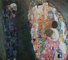 Gustav Klimt: Death and Life