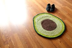 Handmade Rugs Pay Homage to Everyone's Favorite Thing: Food