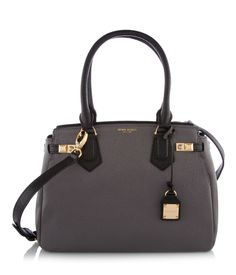 Carlyle Colorblocked Satchel | New Arrivals | Henri Bendel I own this bag and love it!