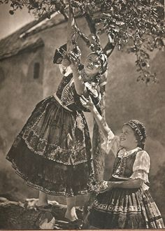 World of Ethno: Photo Old Photos, Vintage Photos, Folk Costume, Costumes, European Dress, Folk Dance, Best Portraits, Rare Pictures, Historical Photos