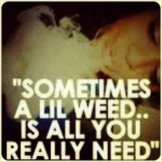Free your mind #weed #cannabis #maryjane