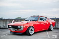 Toyota Celica mine had a twin cam 18R engine and different mags