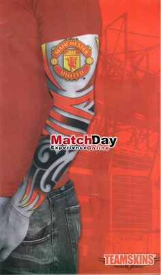 51 Best Mufc Tattoos Images Man United Manchester