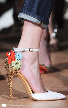 Fashion trends for Women's shoes - Fall 2013 #fashion #fashiontrends #fall2013