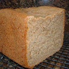 Pão Doce Integral Simples - Máquina de Pão