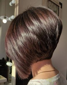 Short Inverted Bob Haircuts, Blonde Inverted Bob, Inverted Bob Hairstyles, Stacked Inverted Bob, Short Stacked Bobs, Short Stacked Hairstyles, Short Stacked Wedge Haircut, Wedge Hairstyles, Short Bobs