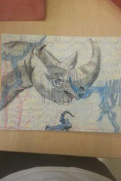 Rhino is life