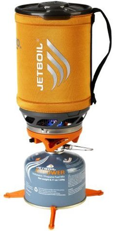 $127 Jetboil Sumo Personal Cooking System (Orange) by Jetboil, http://www.amazon.com/dp/B005EM37S6/ref=cm_sw_r_pi_dp_LhEVqb066RDJK