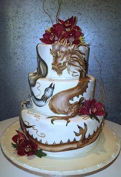 Rosebud Cakes