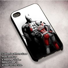 Weird Couple Harley Quinn - For iPhone 4/ 4S/ 5/ 5S/ 5SE/ 5C/ 6/ 6S/ 6 PLUS/ 6S PLUS/ 7/ 7 PLUS Case And Samsung Galaxy Case