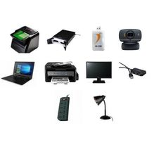 UIDAI AADHAAR KIT comprising of Suprema Slap Scanner, CMI TECH BMT 20, Lenovo / HP Laptop as per UIDAI Specs, Epson Printer, Transline IGCBI GPS, Logitech Camera, Acer Monitor, Lapcare USB Hub, Surge Protector- Reputed make Focus Lamp Reputed Make.