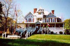 Seneca Lake Watch Bed & Breakfast in Watkins Glen, New York | B&B Rental