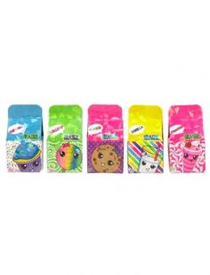 Sweets Eraser Set- I collect erasers. These were found at Justice.
