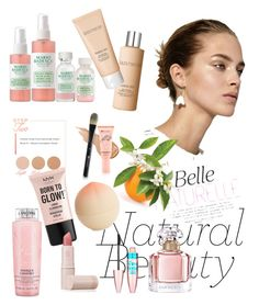 """Natural Beauty"" by lily2397 ❤ liked on Polyvore featuring beauty, BHCosmetics, Mario Badescu Skin Care, Tony Moly, NYX, Lipstick Queen, Laura Mercier, Guerlain, Maybelline and Lancôme"