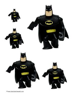 1+1+1=1...Batman Preschool Pack