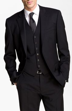 John Varvatos Star USA Trim Fit Wool Blend Sportcoat available at Nordstrom