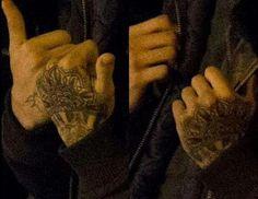 zayn's new tattoo