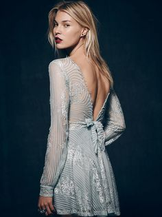 Free People FP New Romantics Future Heirloom Dress at Free People Clothing Boutique