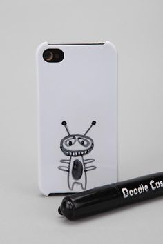 Doodle Phone Case Online Only