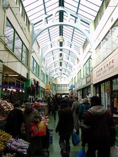 Market Row, Brixton by stevecadman, via Flickr