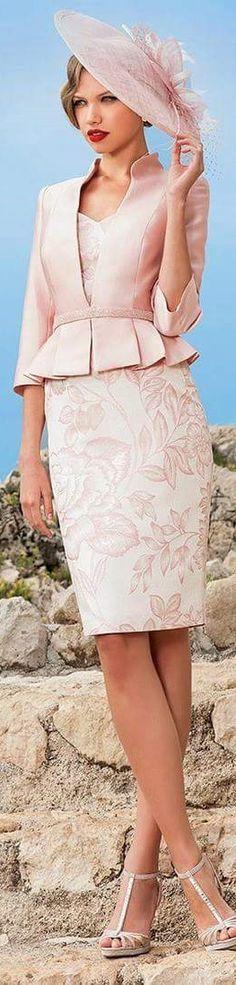 Sonia Peña Fashion  Weddings/Soft Pink  ♡LovelyIdeas♡