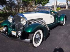 1933 Duesenberg II Boattail Speedster ...Brought to you by #House of #Insurance in #EugeneOregon