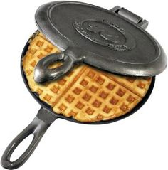 Old Fashioned Waffle Iron By Rome - What a find these Old Fashioned Waffle Irons are.  Stock #1588  $13.95