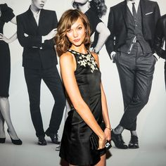 Best Style Moments of 2012 - Most Memorable Style Moments of 2012 - Karlie Kloss