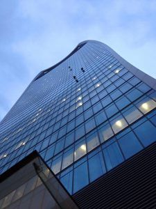 Our team in London often uses rope access techniques to access extremely high or difficult to reach areas. Our abseiling team in London is trained to the internationally recognised IRATA standard and is always led by a Level 3 professional.