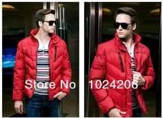 Free Shipping Men Winter Coat Solid Color Thicken With More than 50% Down Man Jackets for Outdoor Fashion Casual men Coats Sport $73.59 http://www.aliexpress.com/store/product/Free-Shipping-Men-Winter-Coat-Solid-Color-Thicken-With-More-than-50-Down-Man-Jackets-for/1024206_1547359150.html