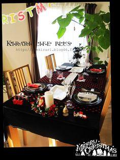クリスマス テーブルコーディネート - Google 検索