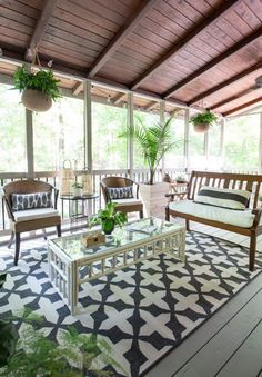 Tips and sources for creating a porch you love this season!