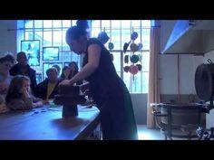 Démonstration de la fabrication du chapeau en feutre au Musée du Chapeau Chazelles sur Lyon - https://www.youtube.com/watch?v=GfAXoYSnuEM