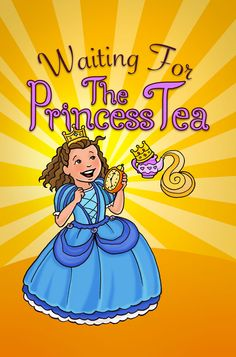 New Today in FarFaria! Waiting for the Princess Tea  http://www.farfaria.com/stories/title/waiting-for-the-princess-tea