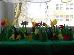 dekoracje na wiosnę przedszkole - Szukaj w Google