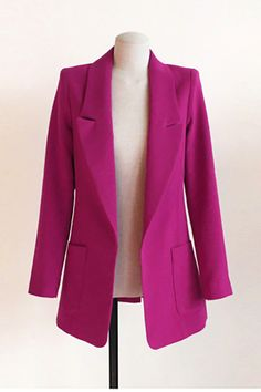 Absolutely in love with this Urban Sweetheart blazer