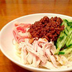前回よりちょい工夫☆ - 12件のもぐもぐ - 冷やし汁なし担々麺 by LEONHALT4COOK