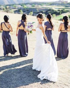 congratulations to @msamywong for being our #lovelulus winner of the week! we love how each of her bridesmaids differently styled our Always Stunning Convertible Maxi Dresses for a beautifully unique look. be sure to tag your LuLu*s looks with #lovelulus for a chance to win a $200 shopping spree and be featured. xo