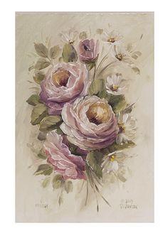 Jansen Art Online Store - DVD 1057 Champagne Roses, $24.95 (http://www.jansenartstore.com/dvd-1057-champagne-roses/)