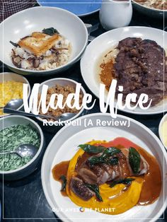 MADE NICE Rockwell Reboot (A Review) Chicken Liver Pate, Chicken Livers, Homegrown Restaurant, Kinds Of Desserts, Best Steak, Creamed Spinach, Halibut, Curry Leaves, Pavlova