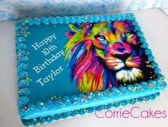 Cool cake by Corrie Cakes