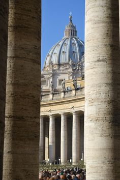 Rome, Italy. Wonderful, but so touristical that makes it not as pleasant as it could be.  November 2011